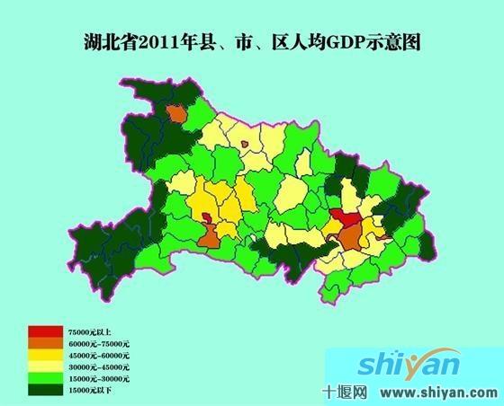 湖北孝昌 黄冈地图