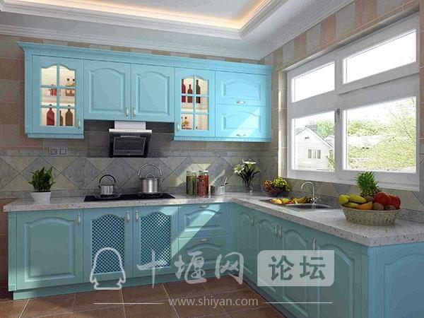 厨房橱柜颜色风水忌讳3.jpg