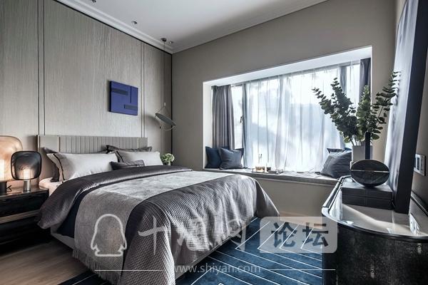 130平三室两厅装修效果图3.jpg