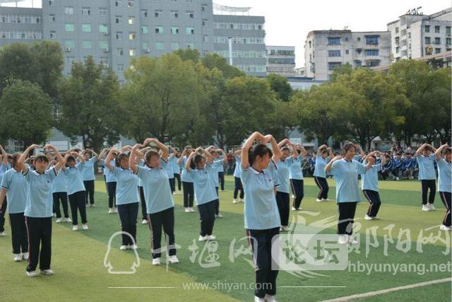 郧阳科技学校举办校园舞蹈比赛-2.jpg