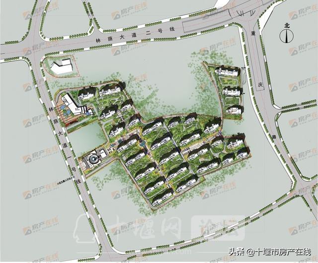 十堰重庆路颜值将大变样 北广场片区又一纯新盘喜提批前公示-3.jpg