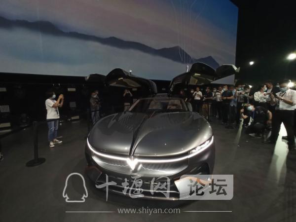 在汉全球首发!东风发布首款高端新能源概念车-3.jpg