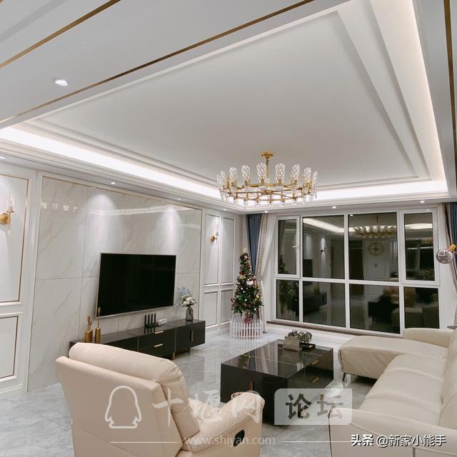 147三房两厅新房,历时一年的装修劳动成果,轻奢时尚又漂亮-8.jpg