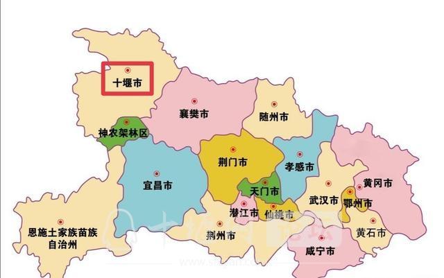 中国主要地级市房价-十堰篇 2021年房价变化趋势-1.jpg