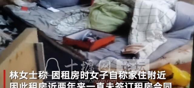 湖北一年轻女租客欠2个月房租后,突然失联,留下满屋垃圾-2.jpg