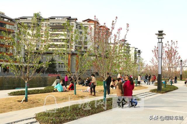 十堰百二河生态修复工程河畔春光美,市民休闲亲水游玩更逍遥-3.jpg
