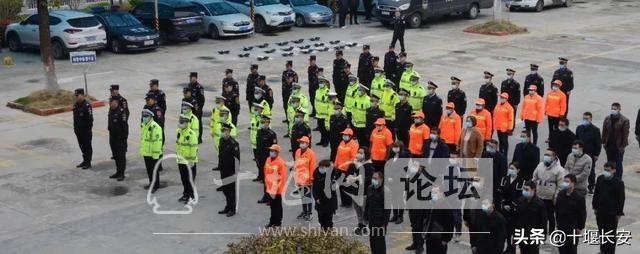 十堰房县一新警种正式上岗,队伍可能上千人-10.jpg