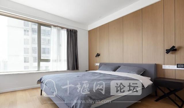 装修案例 140㎡三室两厅,这样的装修风格你爱了吗?-10.jpg
