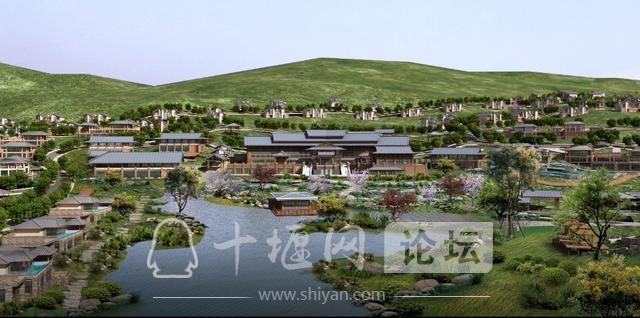 湖北十堰房县樱桃谷温泉度假区规划设计方案-6.jpg
