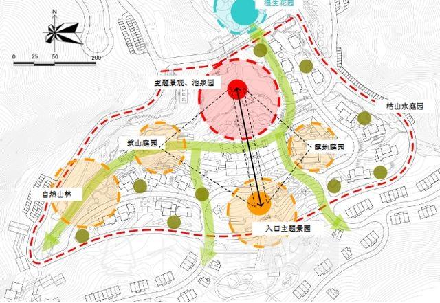 湖北十堰房县樱桃谷温泉度假区规划设计方案-7.jpg