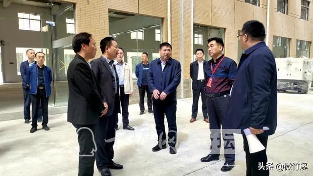 竹溪县:县委书记余世明等督导2021年重点项目推进情况-2.jpg