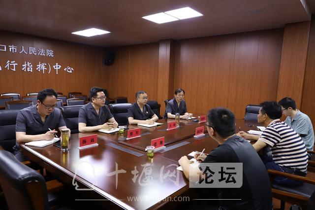 """丹江口市:""""法院+工会""""打造职工维权利器"""