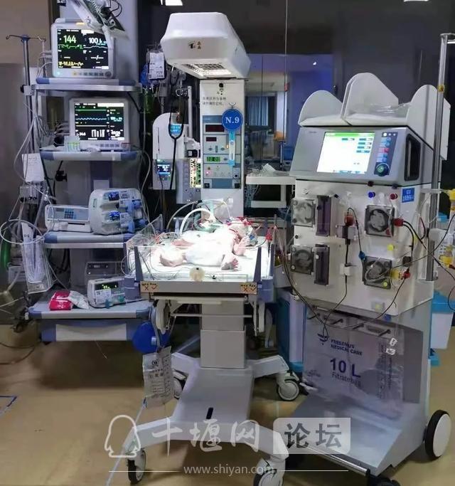 十堰首例新生儿连续肾脏替代治疗(CRRT)在市人民医院取得成功-3.jpg