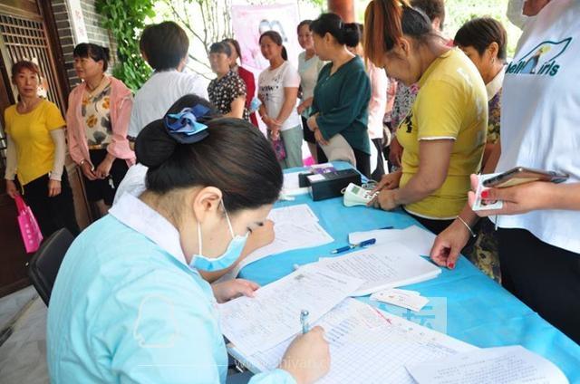 """妇幼保健院免费""""两癌""""筛查服务到村-2.jpg"""