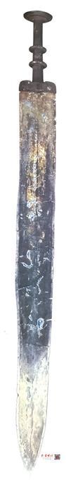 """十堰""""镇馆之宝"""":一把春秋国君佩剑还原""""桃花夫人""""凄婉人生-2.jpg"""