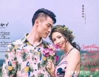 十堰喜摄影—郧县青年林
