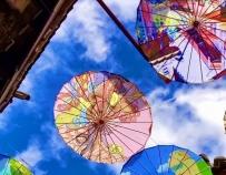 手机壁纸和美图,丽江古城美景